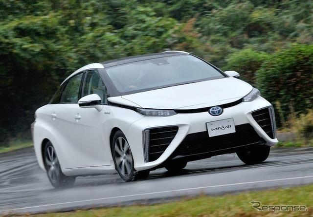 Toyota MIRAI ( Mirai )