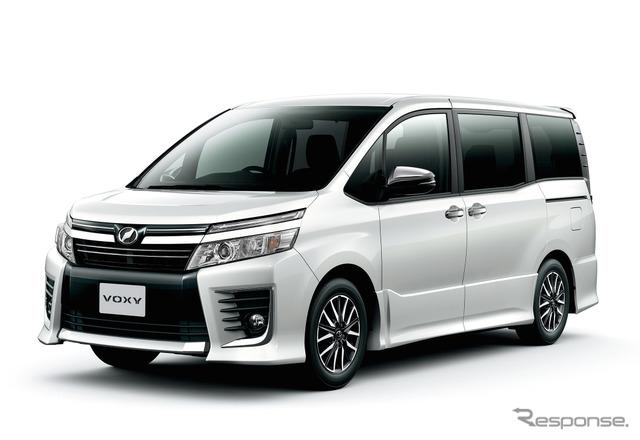 Toyota Voxy ZS Kirameki special edition