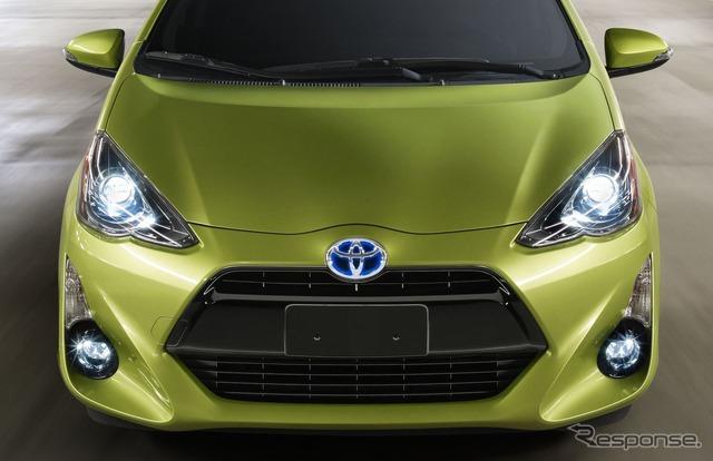 Toyota Prius c (Aqua)-2015