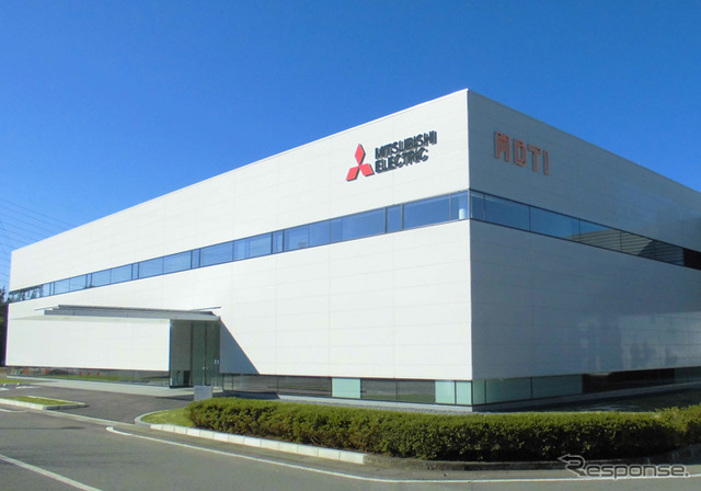 Photograph of Mitsubishi Electric's newly-LCD Innovation Center