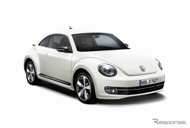 VW Beetle Turbo exclusiva