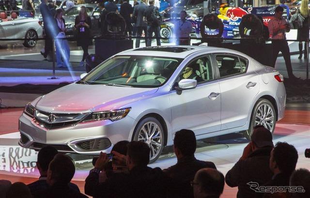 Acura ILX 2016 type.