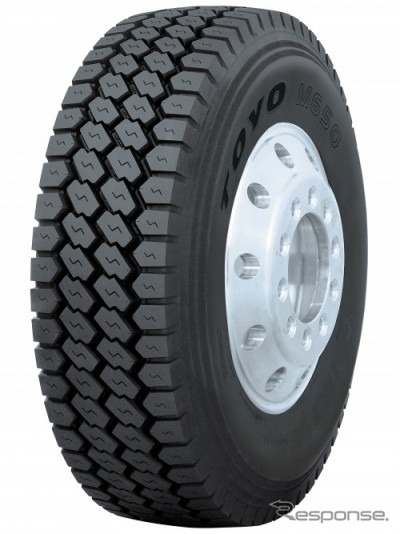 Toyo tire & rubber United States market for truck and bus tires M650