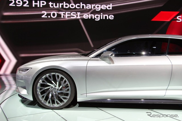 Audi prologue (Los Angeles Motor Show 14)