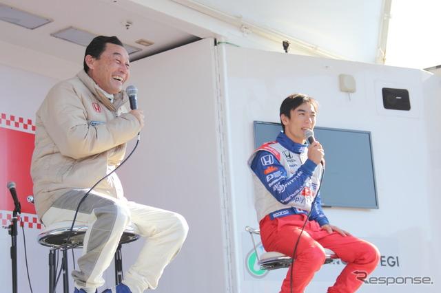 Honda Racing THANKS DAY 2014