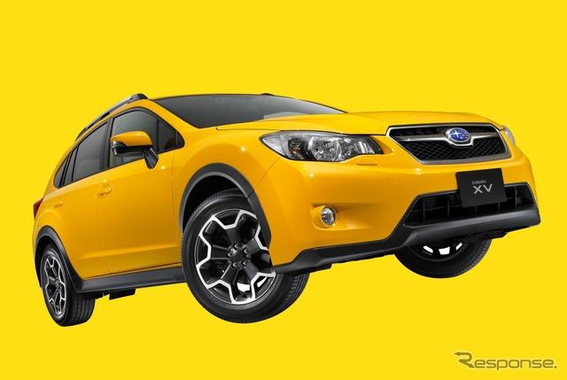 Subaru XV Pop Star