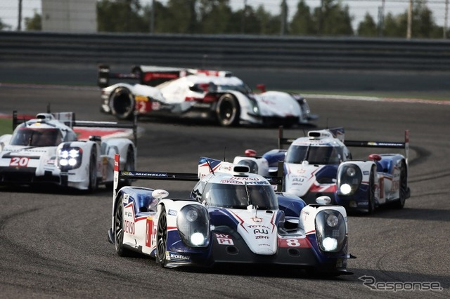 WEC 7 against Bahrain 6 hour race