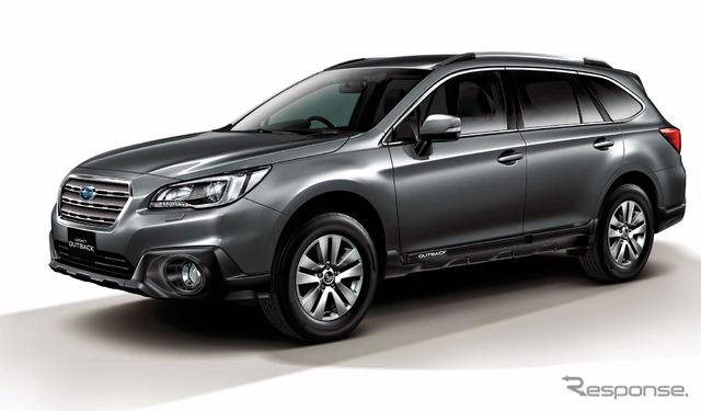 New Subaru Legacy Outback