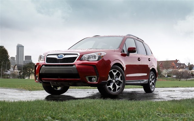 Subaru Forester (United States specifications, 2015 y)