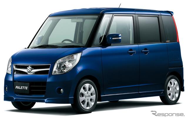 Suzuki palette (2009)