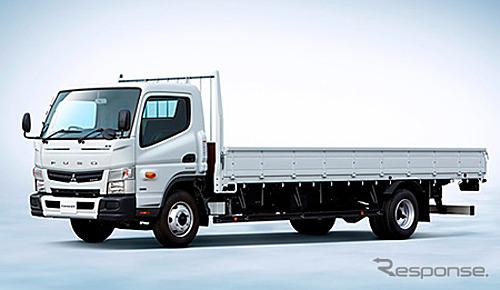 Mitsubishi Fuso, Canter EX
