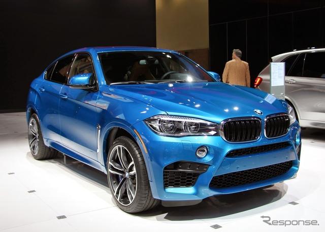 BMW X6M (Los Angeles Motor Show 14)