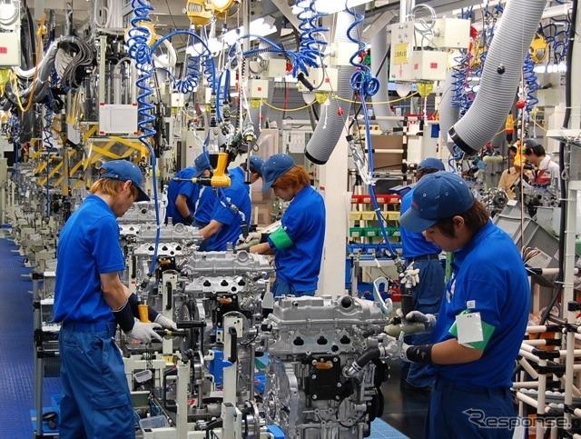 Daihatsu Kurume plant (source image)