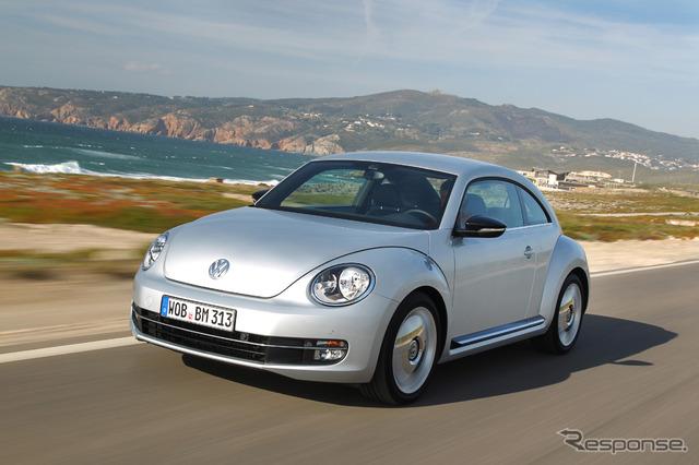 Escarabajo de Volkswagen