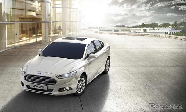 New Ford Mondeo-hybrid
