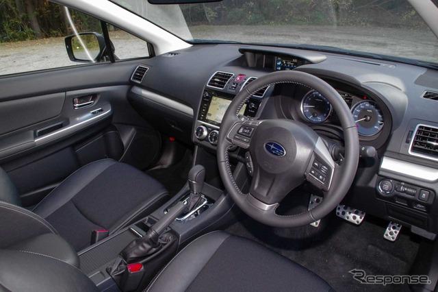 Subaru Impreza G4 improvements new