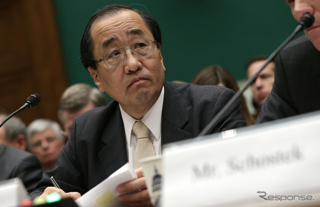 12/3, attended the hearing in the United States TAKATA Kiyoshi Shimizu & quality assurance Division