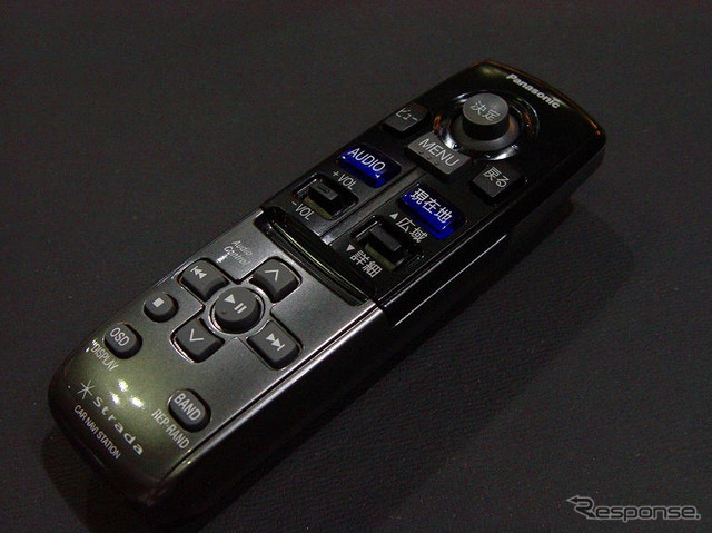 Remote control became the new design