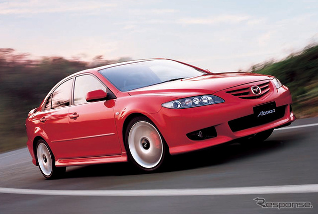 First Generation Mazda Atenza