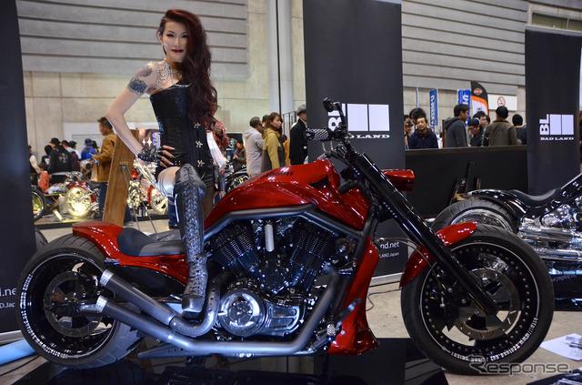 Yokohama hot rod custom show 2014
