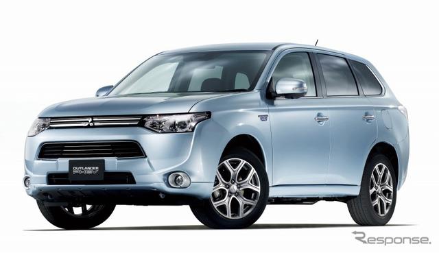 Mitsubishi-Outlander PHEV