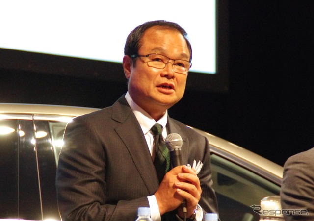 Takanobu Ito President of Honda