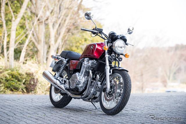 Honda CB1100 อดีต
