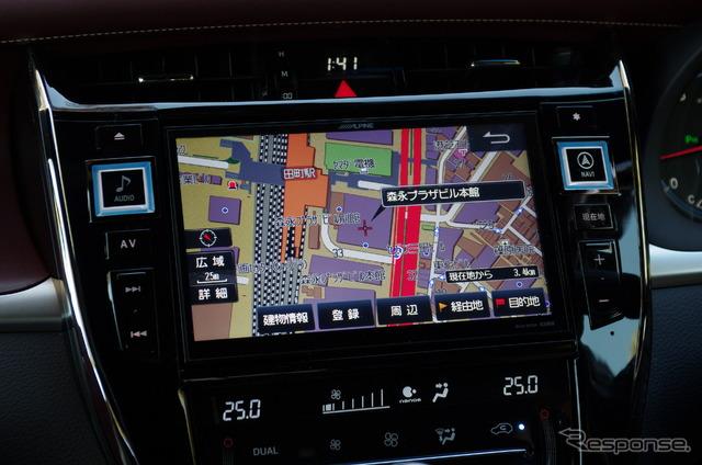 Alpine big X premium EX900-HA