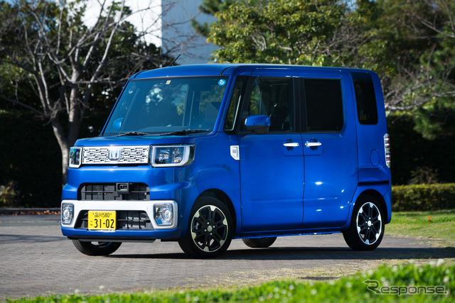 Daihatsu Wake G SA
