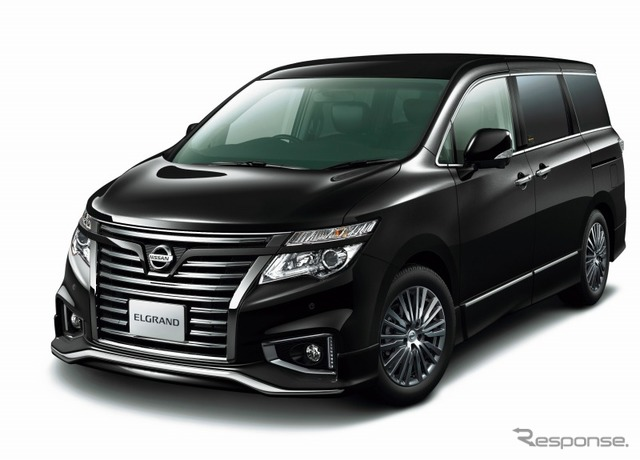 Nissan Elgrand Urban Chrome