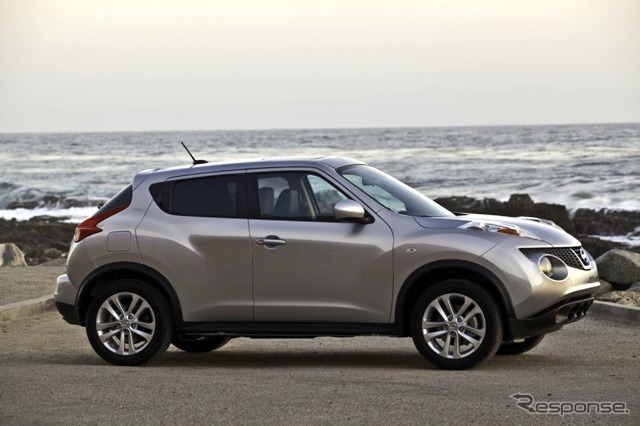 Nissan Juke (North American model)