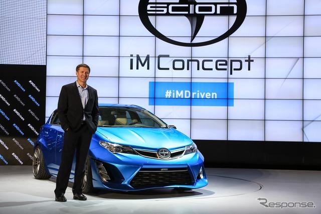 Scion iM Concept (2014 Los Angeles Auto Show)