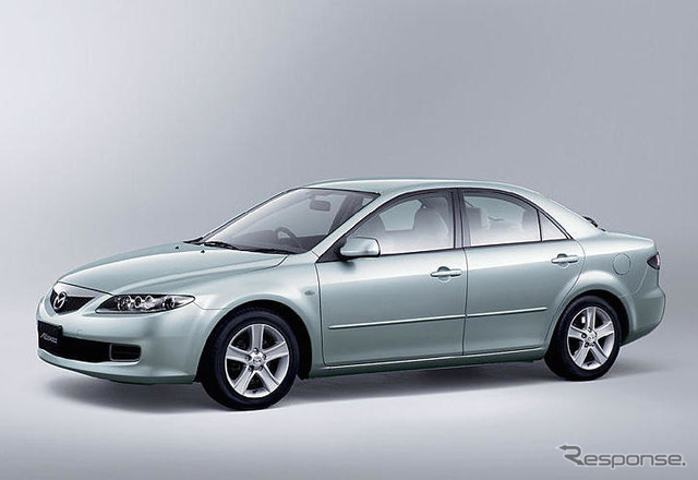 The first Mazda Atenza ( overseas 名:MX-6 )
