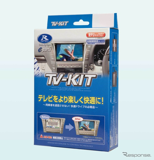 Data systems TV-KIT series
