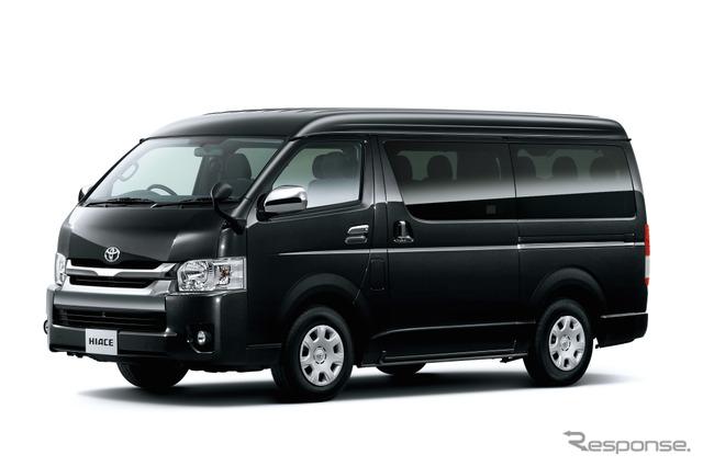 Toyota Hiace Wagon GL 2WD 2700 Gasoline