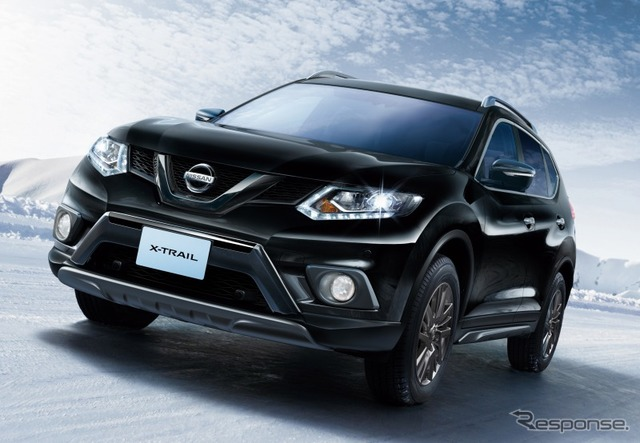 Nissan X-Trail Black X-Tremer X