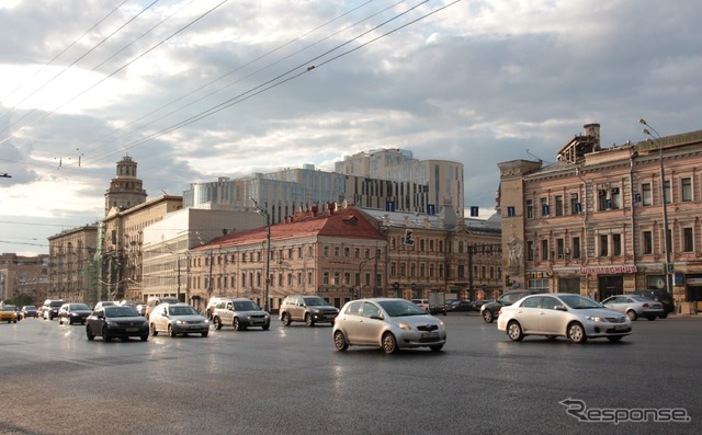 Russia-Moscow City (image)