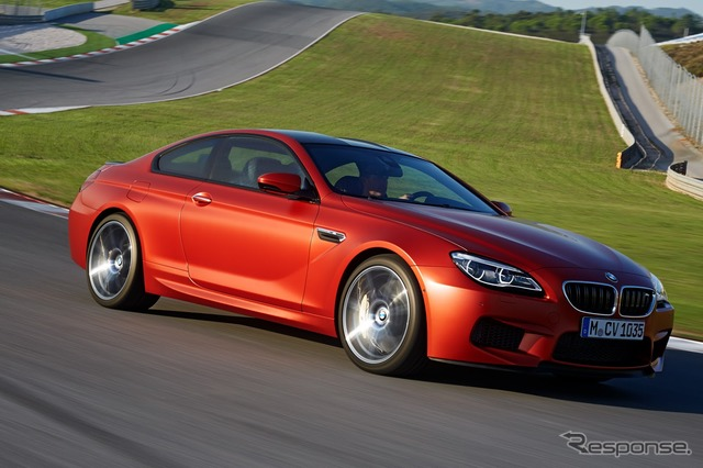 BMW M6 Coupe new