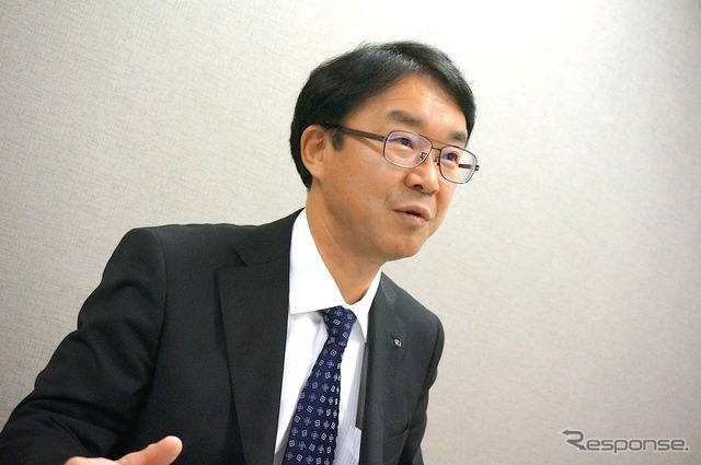 Lexus' Product Planning Chief Eiichi Kusama