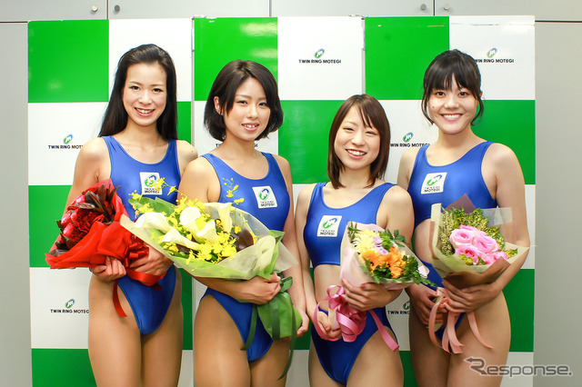 Twin Ring Motegi announces its 4 angels for next year