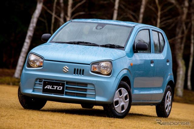 Suzuki Alto F