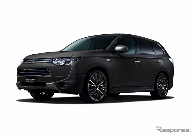Outlander PHEV Sports Style Edition Concept-B