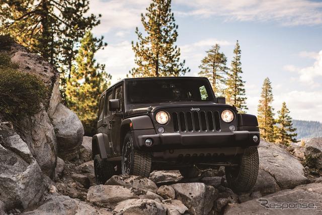 Jeep Wrangler Unlimited Rubicon X