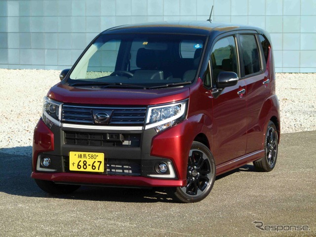 Daihatsu Move Custom RS Hyper SA