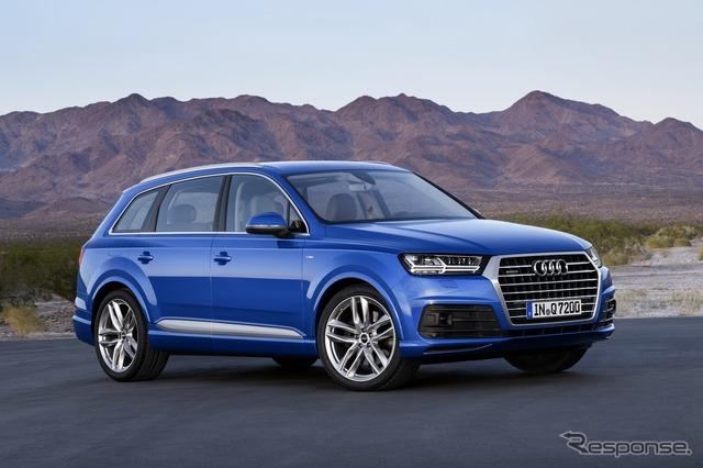 ใหม่ Audi Q7