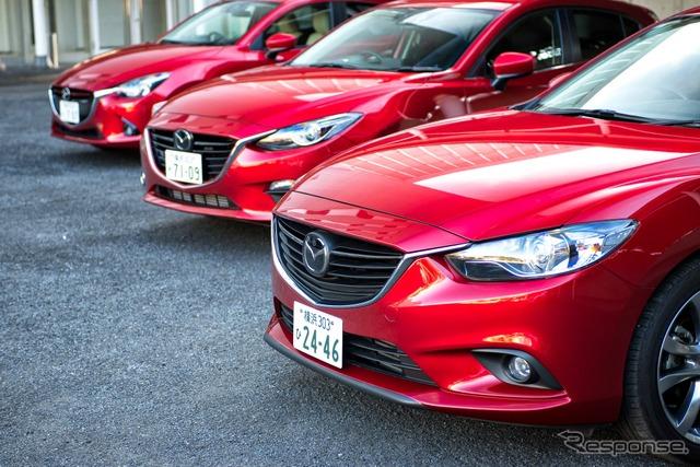 มาสด้า Mazda6 ใหม่