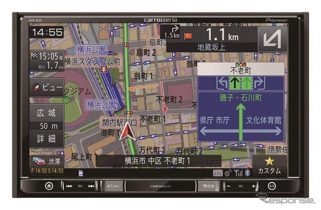 Easy navigation-AVIC-RL05