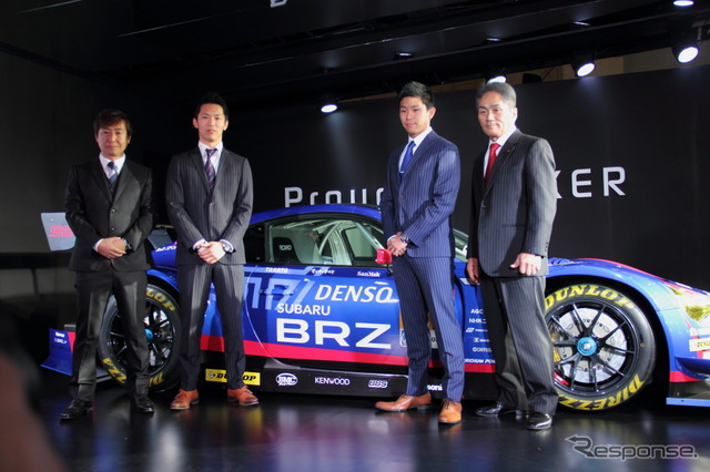 2015 Subaru motor sports presentation