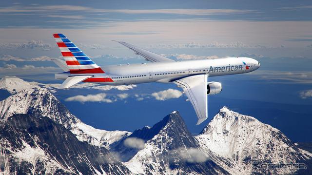 航空公司的飞机