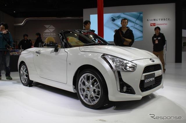 Daihatsu Copen love S (Tokyo Auto Salon 15)
